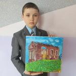 Пленер юных художников