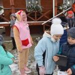 В гостях у Деда Мороза