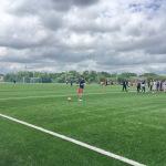 Футболисты — лидеры района