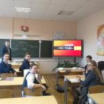 «Час кода» в гимназии
