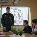 Акция «Молодежь за бесопасность»